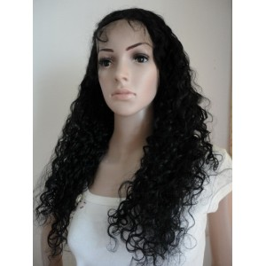 Perruque Synthétique Curly