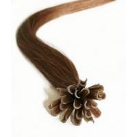 Extension kératyne U Tip Cheveux Naturels