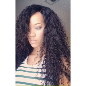 Full Lace Wig 100% cheveux Malésien Body Wave