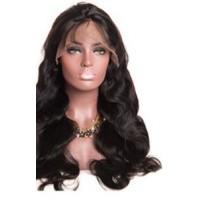 360 Front Lace Wig 100% cheveux Malésien Body Wave