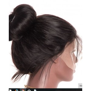 360 Front Lace Wig 100% cheveux Péruvien Body Wave